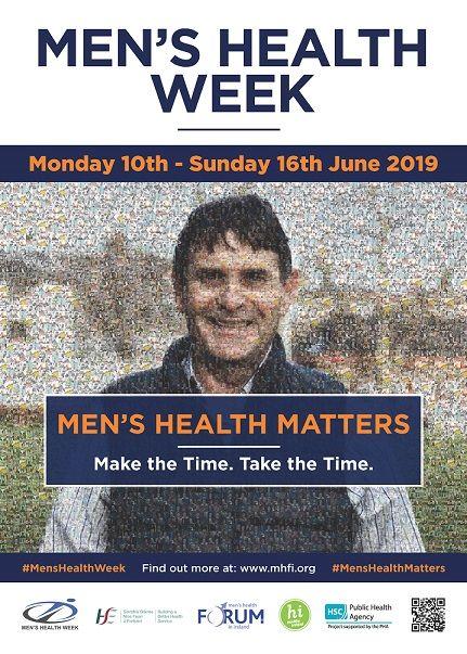 International Men's Health Week 2019